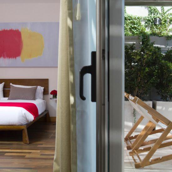 Terrace Suite Featured