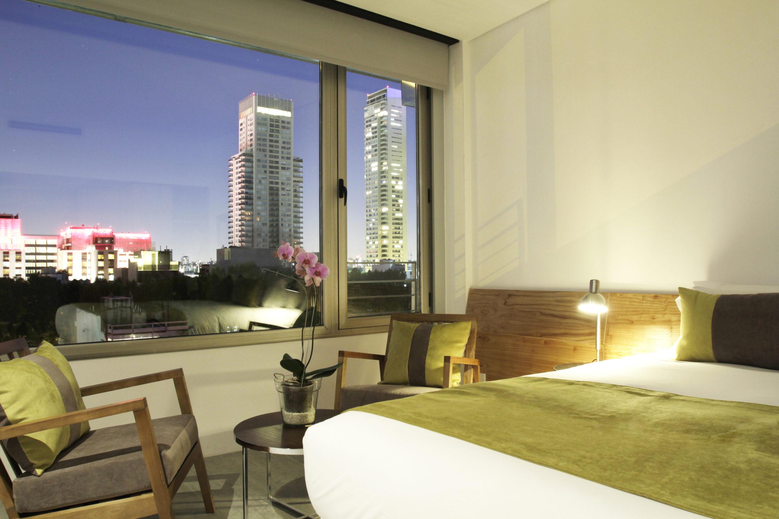 Palo Santo Hotel - Premium Room City View